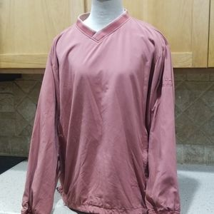Cabelas lined pullover